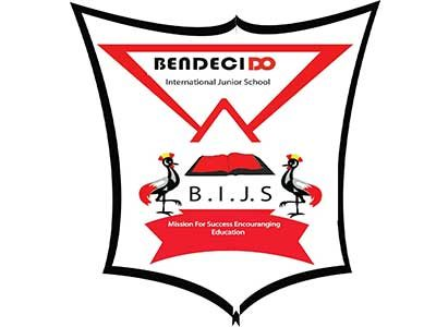 BendecidoInternational Junior School logo by Edem Kofi Boni